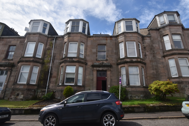 Thumbnail 2 bedroom flat for sale in 17 Royal Street, Gourock
