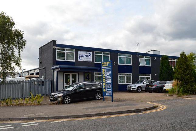 Thumbnail Warehouse for sale in 4-6 Stadium Business Court, Denbigh Road, Denbigh West, Milton Keynes