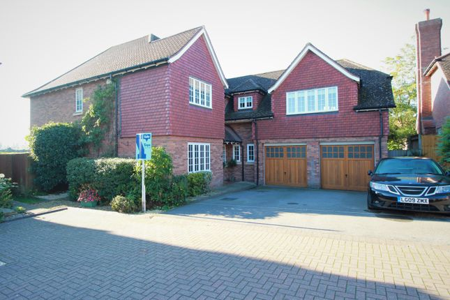 Thumbnail Detached house for sale in Horseshoe Drive, Over, Gloucester