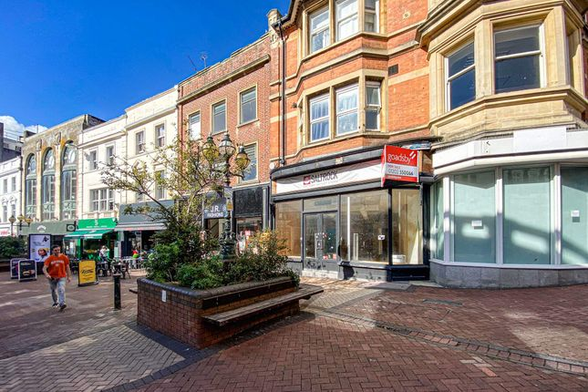 Thumbnail Retail premises for sale in 81 Old Christchurch Road, Bournemouth