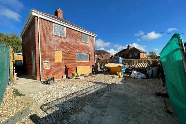 3 bed detached house for sale in Shirecroft Road, Weymouth DT4