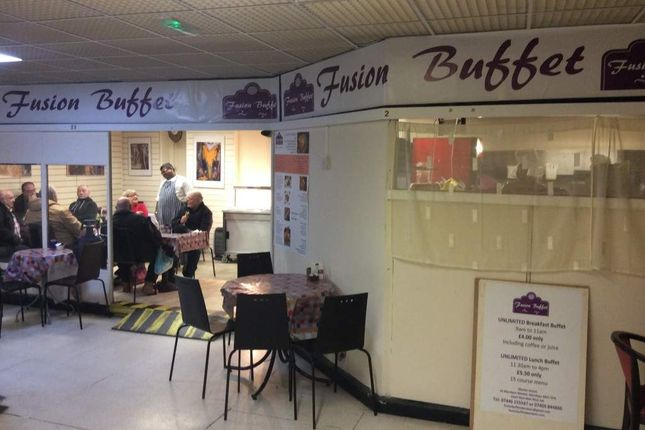 Thumbnail Restaurant/cafe for sale in Aberdeen Market, Aberdeen
