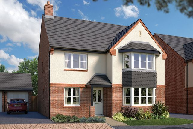 "Thumbnail Detached house for sale in ""The Oxford"" at Queens Drive, Nantwich"