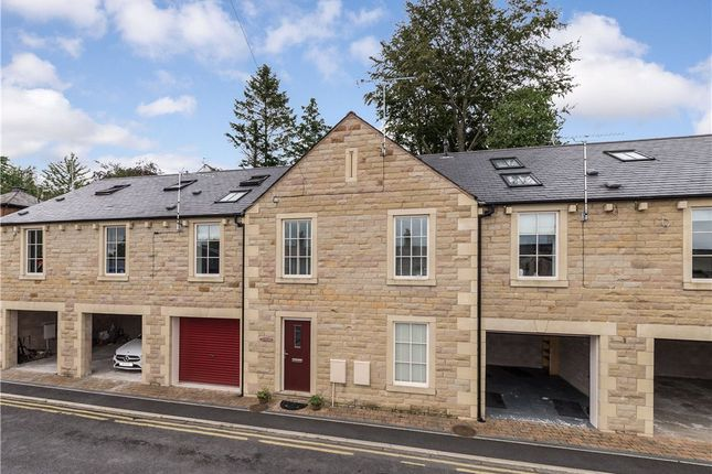 Thumbnail Terraced house for sale in Stationside, The Sidings, Settle, North Yorkshire