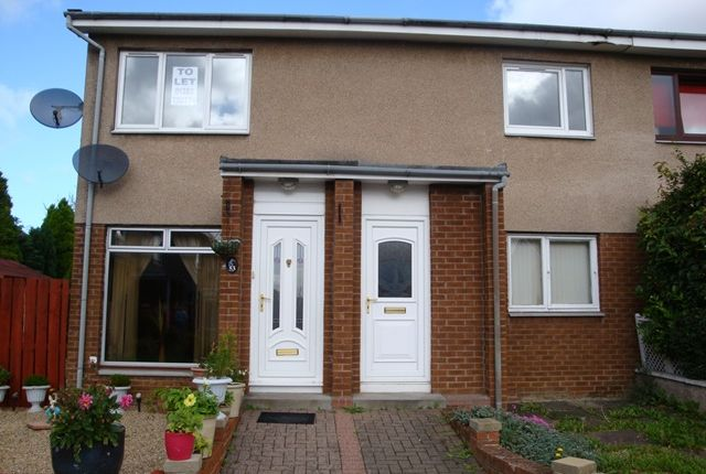 Thumbnail Flat to rent in Grey Craigs, Cairneyhill, Fife