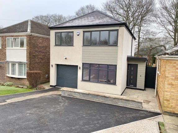 Thumbnail Detached house for sale in Yalding Drive, Wollaton, Nottingham, Nottinghamshire