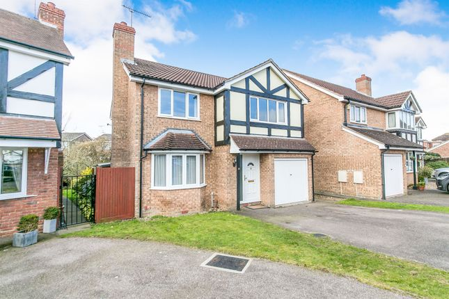 Thumbnail Detached house for sale in Squirrels Field, Mile End, Colchester