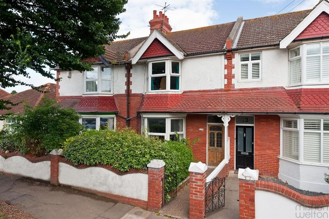 Thumbnail Terraced house for sale in Portland Villas, Hove