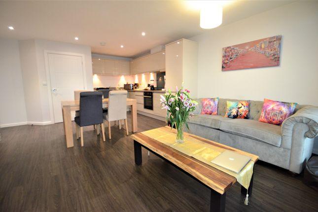 Thumbnail Flat to rent in Huntingdon Street, Nottingham