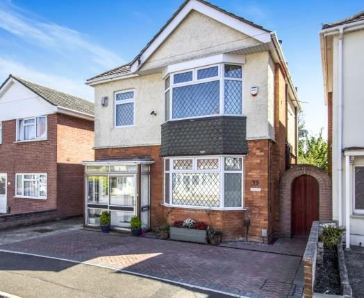 Thumbnail Detached house for sale in Heathwood Road, Winton, Bournemouth