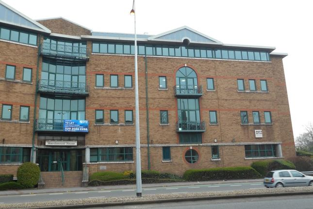 Office to let in Marchmount House Dumfries Place, Cardiff