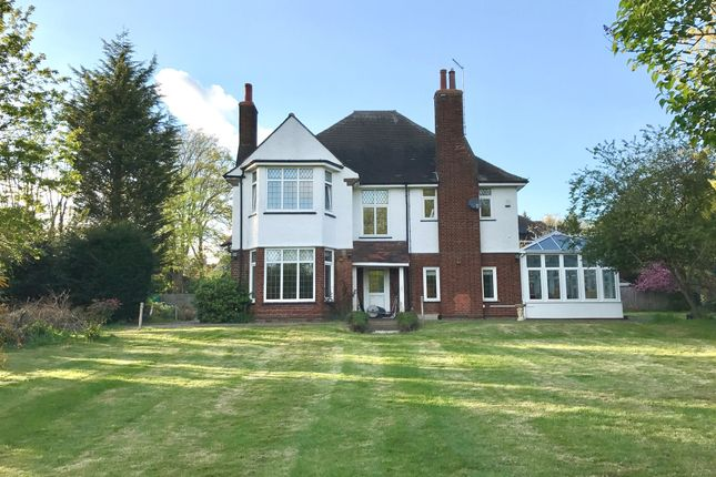 Thumbnail Detached house for sale in Westwood Park Road, Peterborough