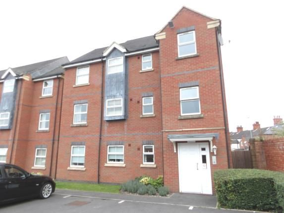 Thumbnail Flat for sale in Lime Tree Grove, Loughborough, Leicestershire