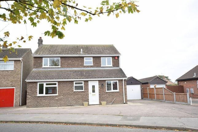 Thumbnail Detached house for sale in William Drive, Clacton-On-Sea