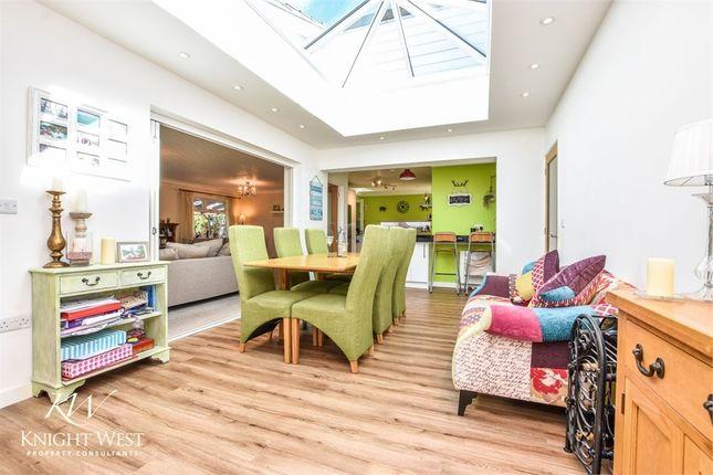 Thumbnail Detached bungalow for sale in Heath Road, Fordham Heath, Colchester, Essex
