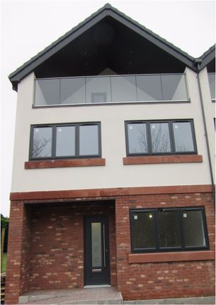 Thumbnail Detached house for sale in Alben Mews, Roby, Liverpool