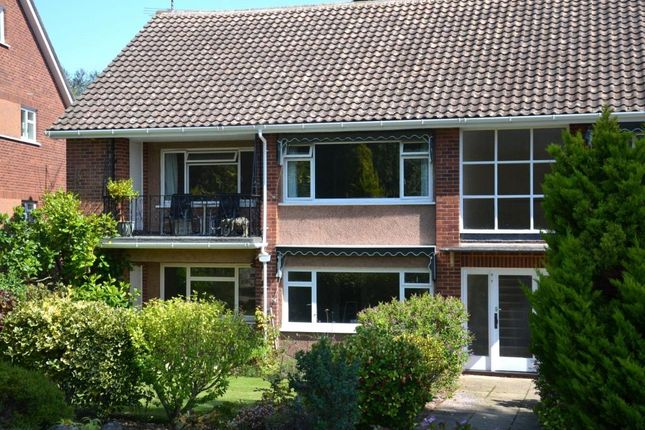 Thumbnail Flat for sale in Stoneborough Court, East Budleigh Road, Budleigh Salterton, Devon