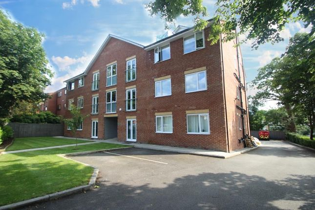 Thumbnail Flat for sale in Apartment 16 Mansion View, Chapel Allerton, Leeds