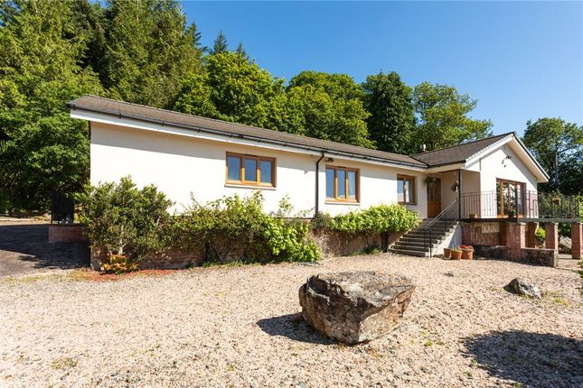 Thumbnail Bungalow for sale in Littleshaw, Tighnabruaich, Argyll