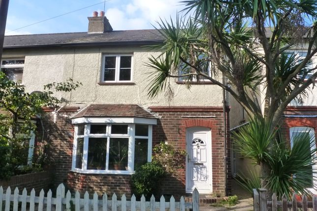 Thumbnail Semi-detached house to rent in Kingsham Road, Chichester