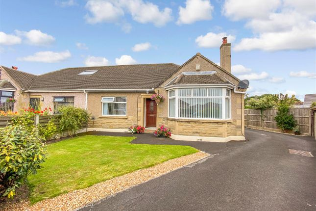 Thumbnail Semi-detached bungalow for sale in Stainton Grove, Morecambe