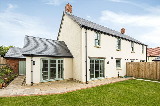 Thumbnail Semi-detached house for sale in Falcon Close, Seavington, Ilminster, Somerset