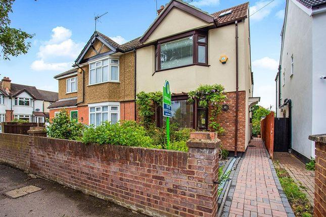 Thumbnail Semi-detached house for sale in Kelmscott Crescent, Watford, Hertfordshire