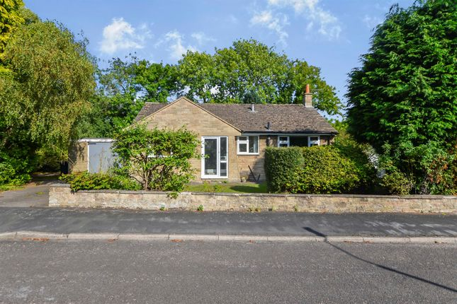 2 bed detached bungalow for sale in Wyedale Crescent, Bakewell DE45