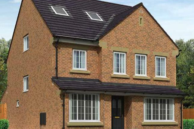 Thumbnail Detached house for sale in The Whiteside Plot 7, Parkview, Barrow-In-Furness