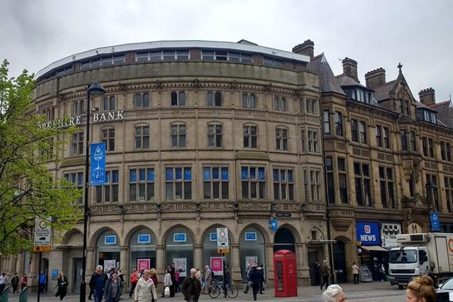 Thumbnail Office to let in Yorkshire Bank Chambers, Fargate, Sheffield