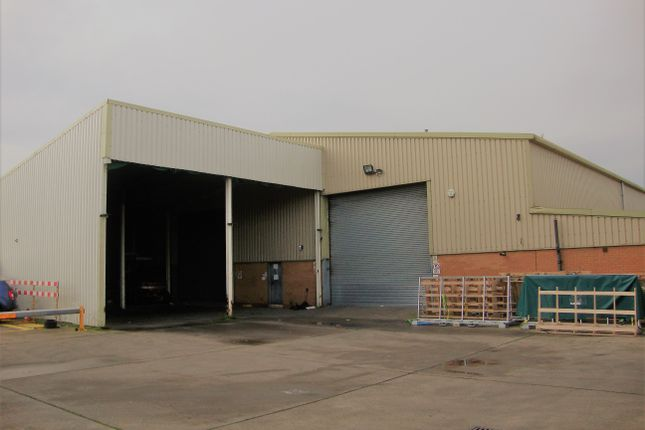 Thumbnail Warehouse to let in Larsen Road, Goole