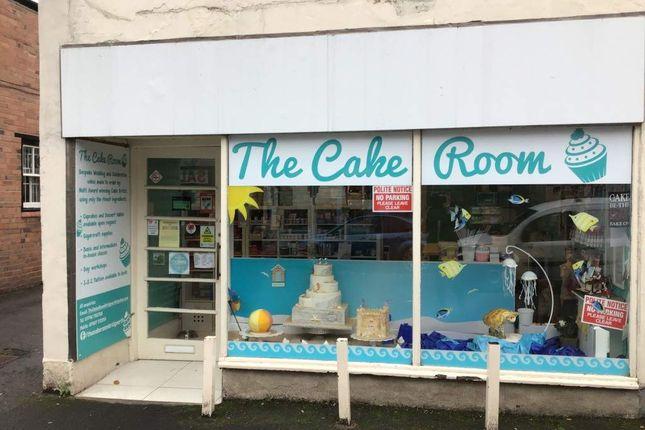 Thumbnail Retail premises for sale in Whitburn Street, Bridgnorth