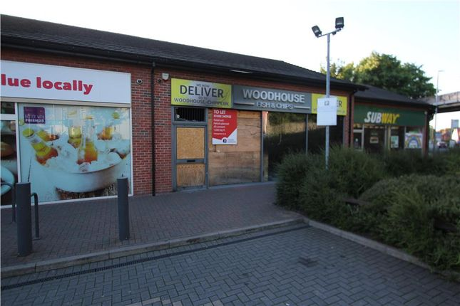 Thumbnail Restaurant/cafe to let in Retail Unit 2 Woodhouse Road, Mansfield, Nottinghamshire