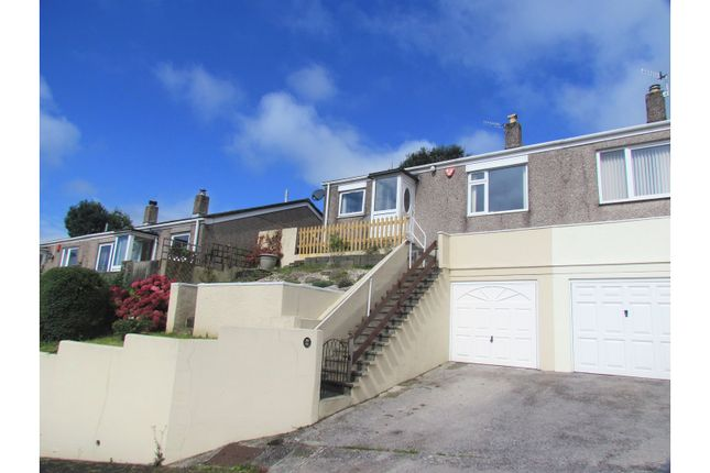 Thumbnail Semi-detached bungalow for sale in York Road, Plymouth