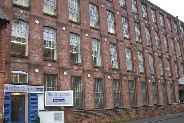 Thumbnail Office to let in Leopold Street, Long Eaton, Nottingham
