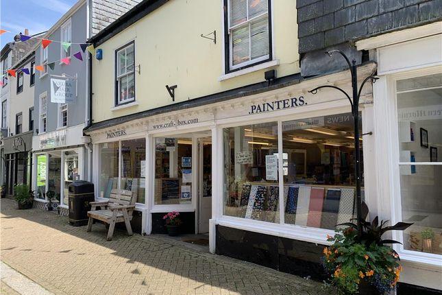 Thumbnail Retail premises for sale in 7 Fore Street, Liskeard, Cornwall