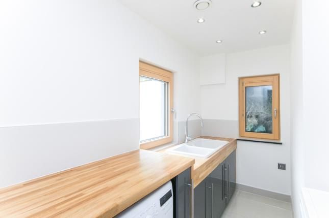 Utility Room of Carmel, Llanrwst, Conwy, North Wales LL26