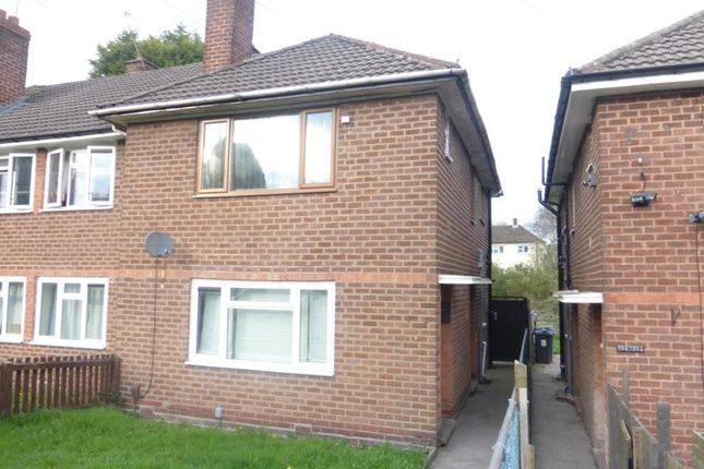 Thumbnail Flat for sale in Blandford Road, Quinton, Birmingham