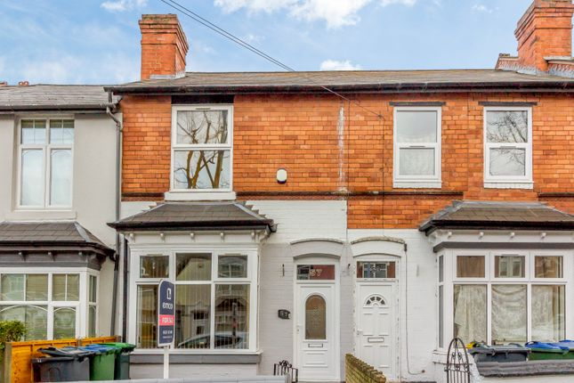 Thumbnail Terraced house for sale in Cemetery Road, Smethwick