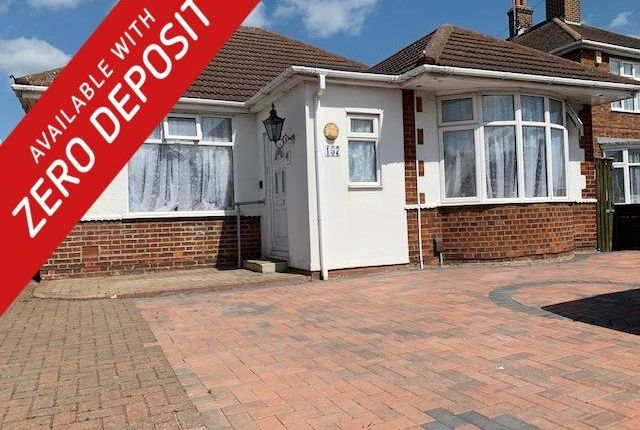 2 bed bungalow to rent in Welland Road, Dogsthorpe, Peterborough PE1
