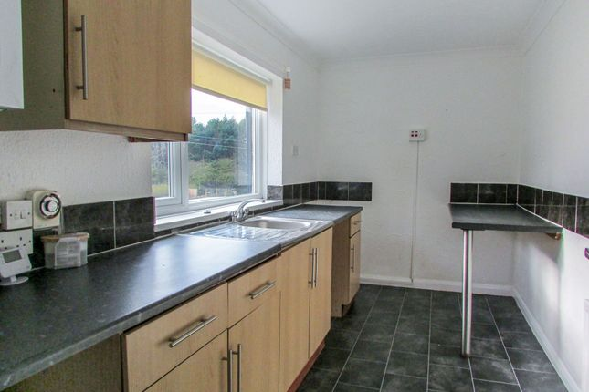 Thumbnail Flat to rent in Rothesay Terrace, Bedlington
