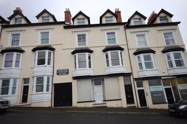 Thumbnail Terraced house for sale in Paradise Crescent, Penmaenmawr