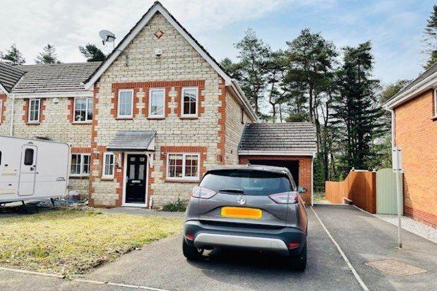 Thumbnail Property to rent in Ffordd Ger Y Llyn, Swansea