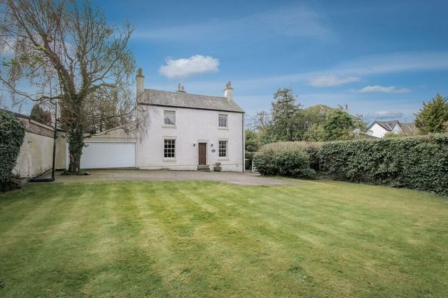 Thumbnail Farmhouse for sale in Fairfield Road, Poulton-Le-Fylde