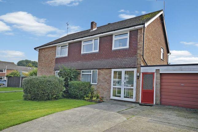3 bed semi-detached house for sale in Bryants Acre, Wendover, Aylesbury