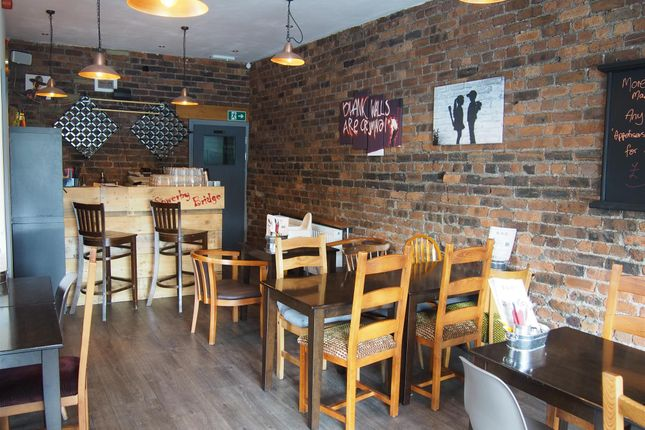 Thumbnail Restaurant/cafe for sale in Restaurants HX6, West Yorkshire