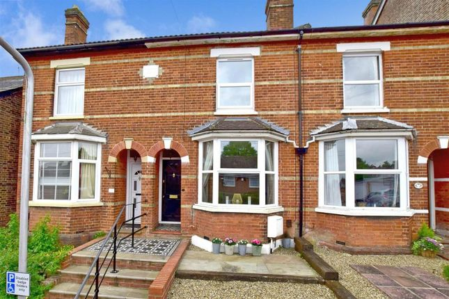Thumbnail Terraced house for sale in St. Marys Road, Tonbridge, Kent