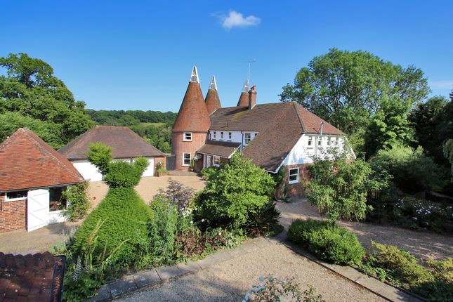Thumbnail Farmhouse for sale in Ludpits Lane, Etchingham