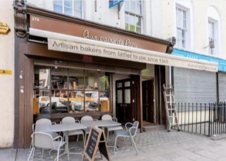 Thumbnail Restaurant/cafe for sale in Greys Inn Road, Kings Cross Station, London