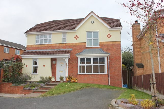 Thumbnail Detached house to rent in Cheltenham Avenue, Catshill, Bromsgrove